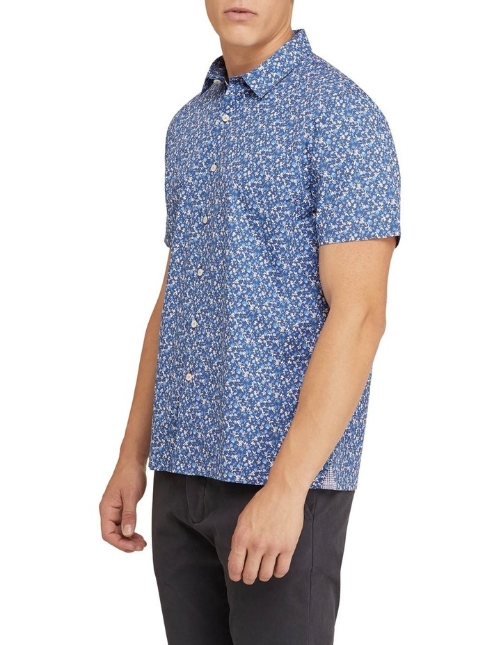 Leyton Floral Relax Fit S/s Shirt image 2