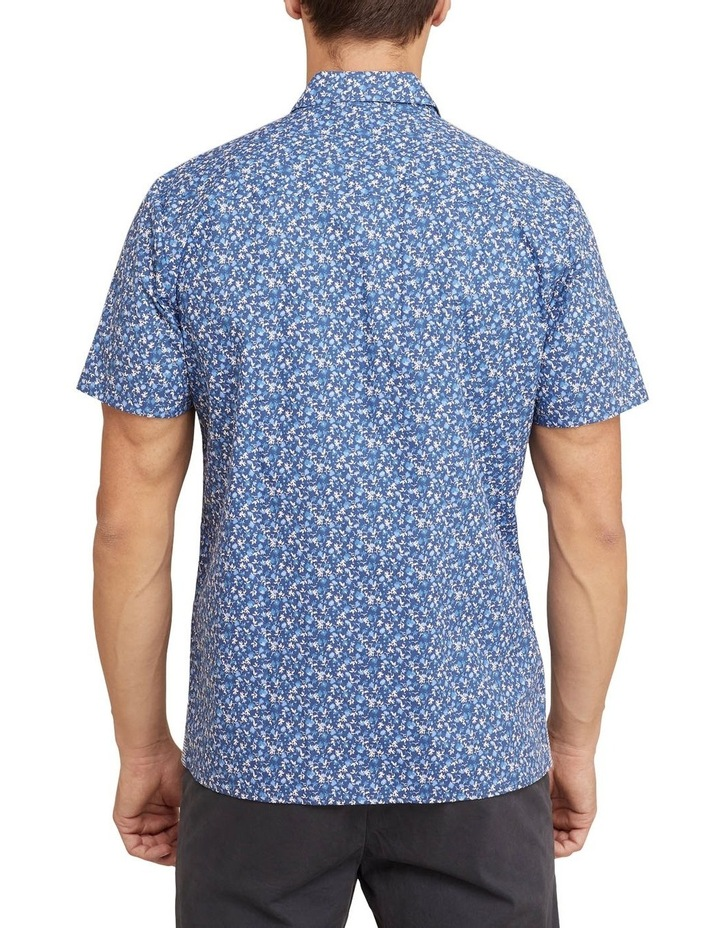 Leyton Floral Relax Fit S/s Shirt image 3