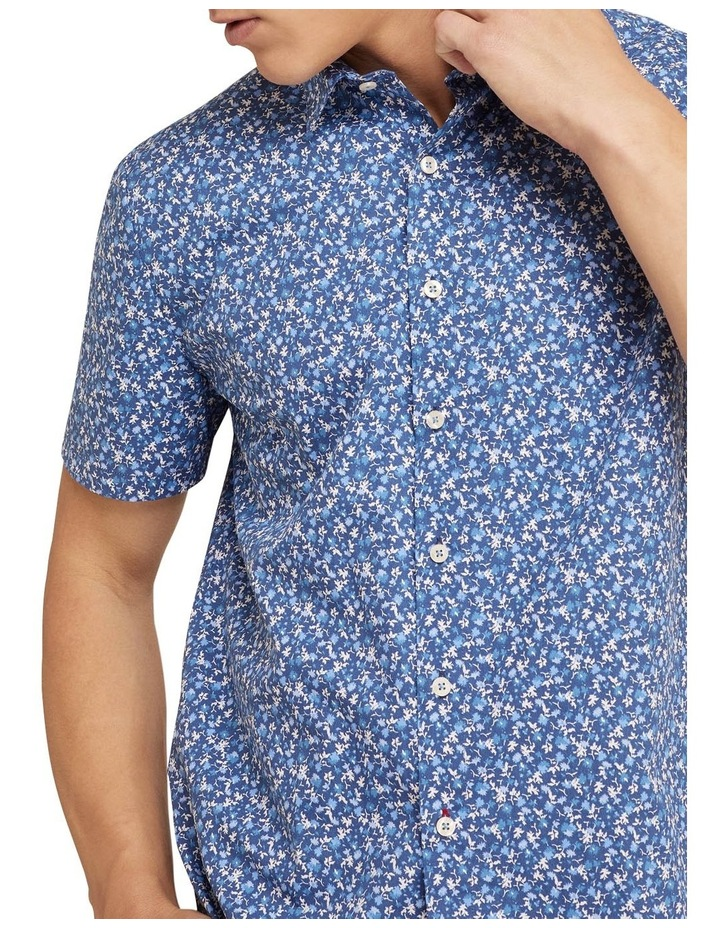 Leyton Floral Relax Fit S/s Shirt image 4