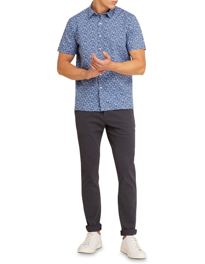 Leyton Floral Relax Fit S/s Shirt image 5