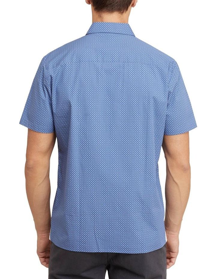 Leyton Printed Relax Fit S/s Shirt image 3