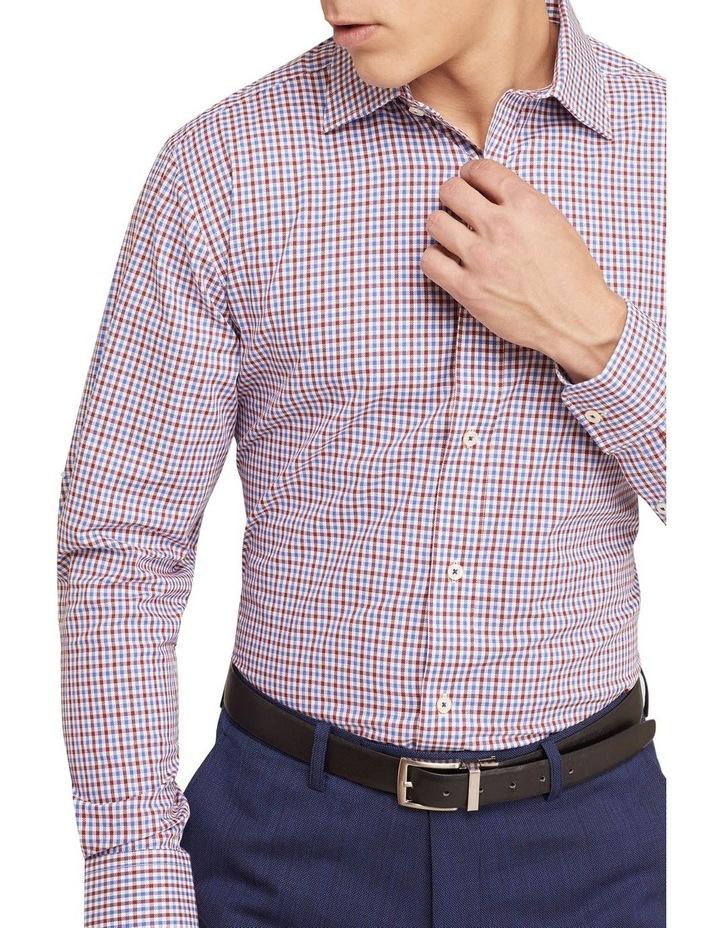Islington Checked Regular Fit Shirt image 4