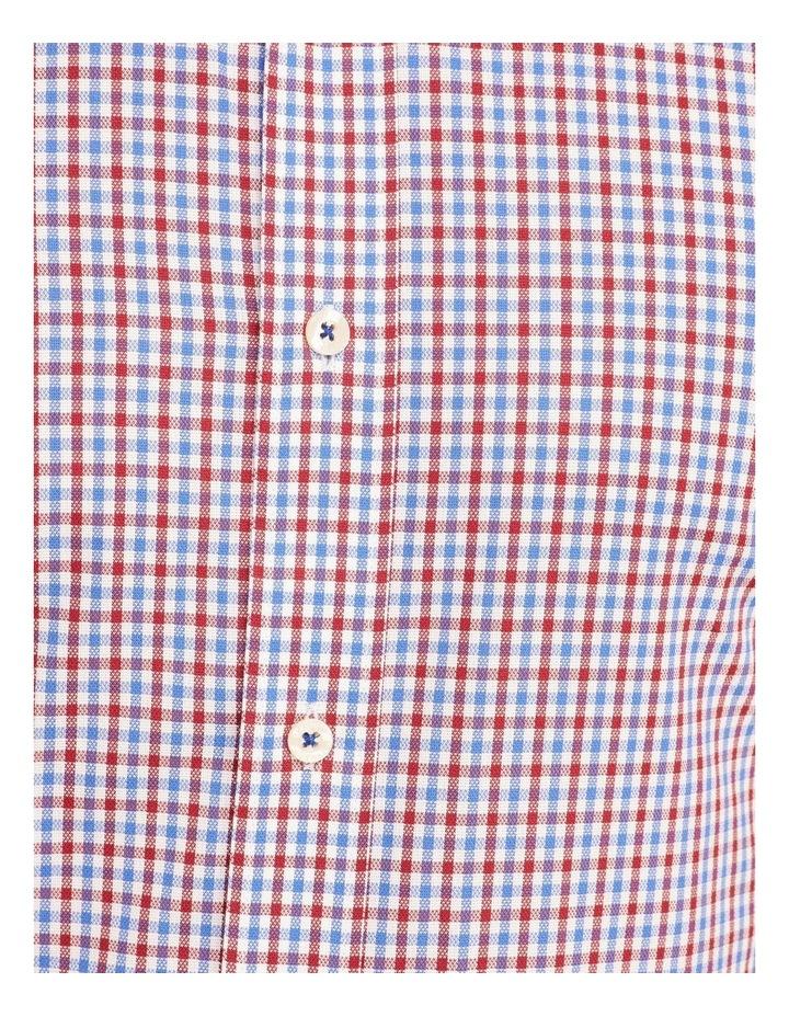 Islington Checked Regular Fit Shirt image 6