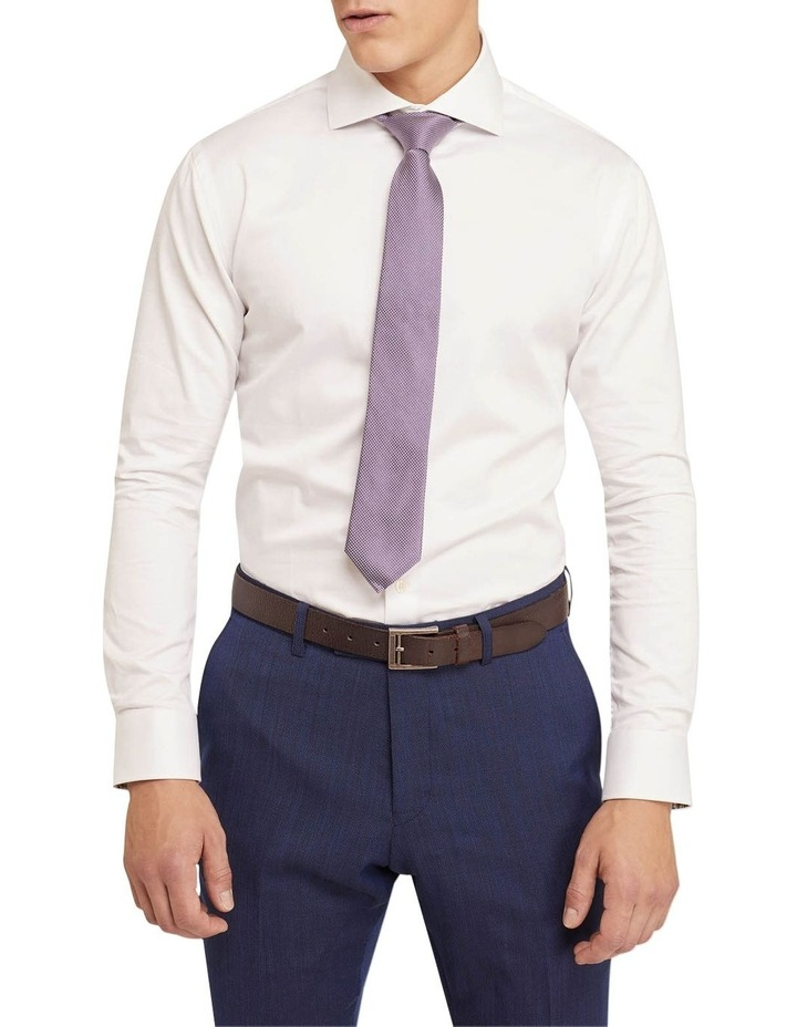 Trafalgar White Twill Shirt image 1