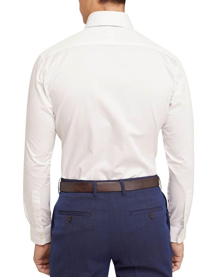 Trafalgar White Twill Shirt image 3