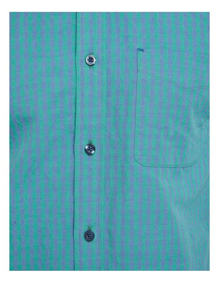 Uxbridge Linen Cotton Check Shirt image 6