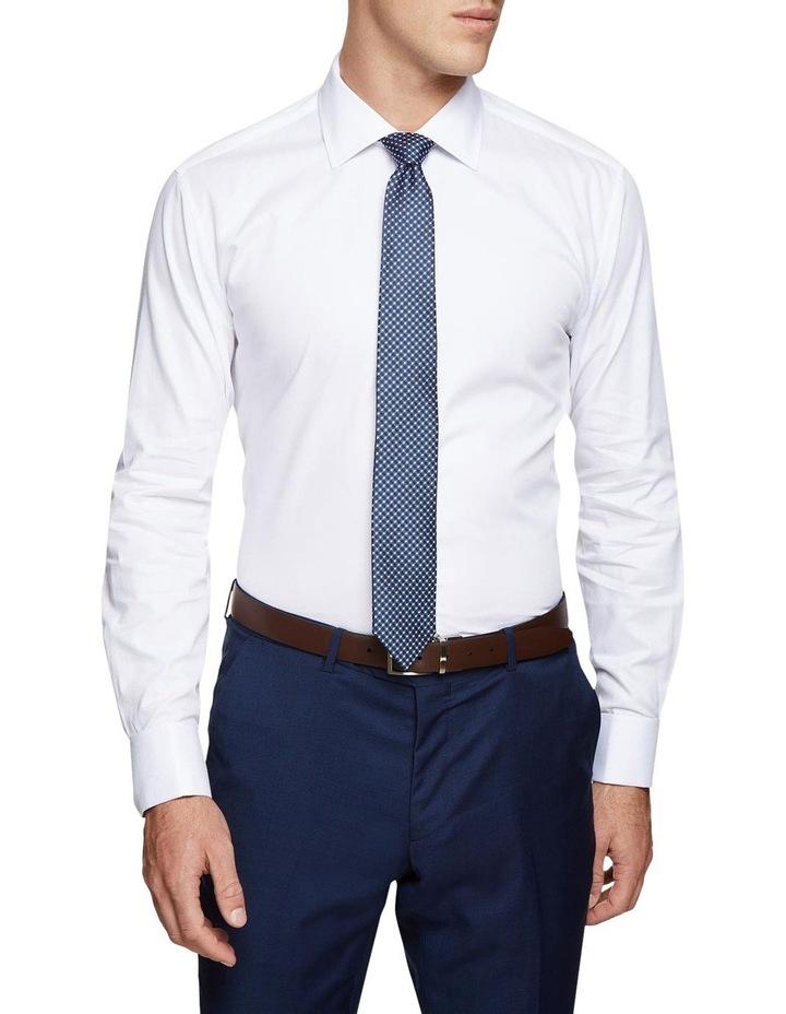 Islington French Cuff White Regular Shirt image 1