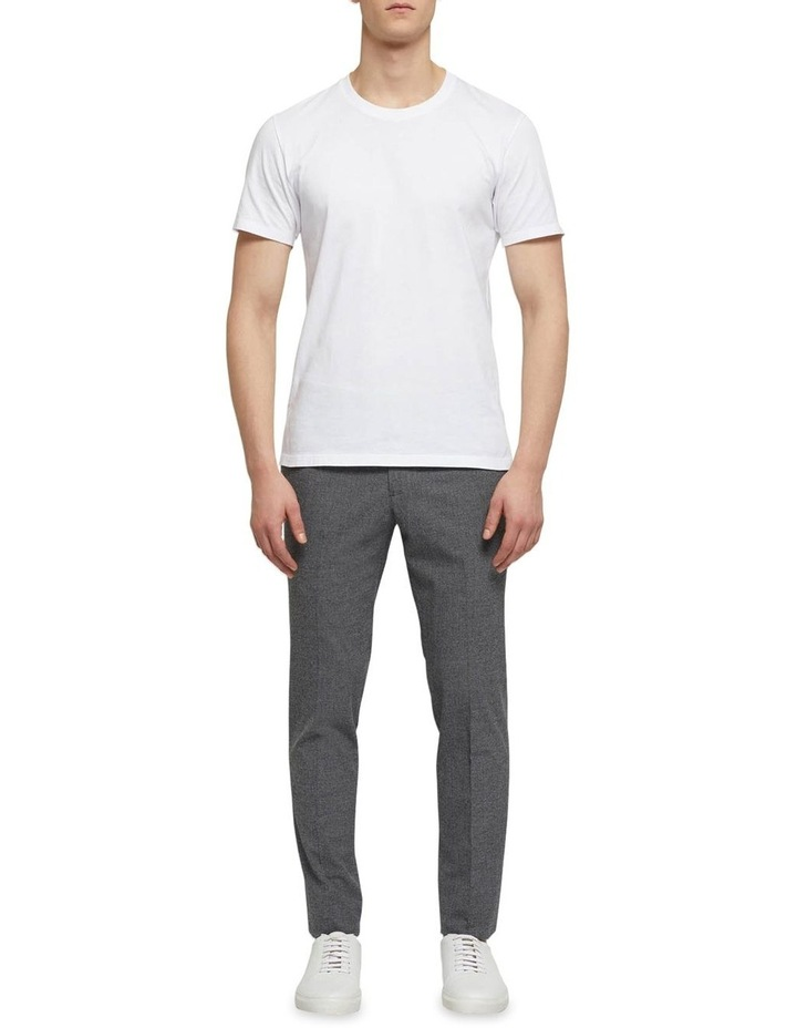 Stretch Textured Trousers image 4
