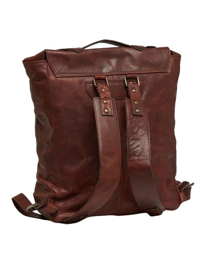 Easton Leather Back Pack image 2