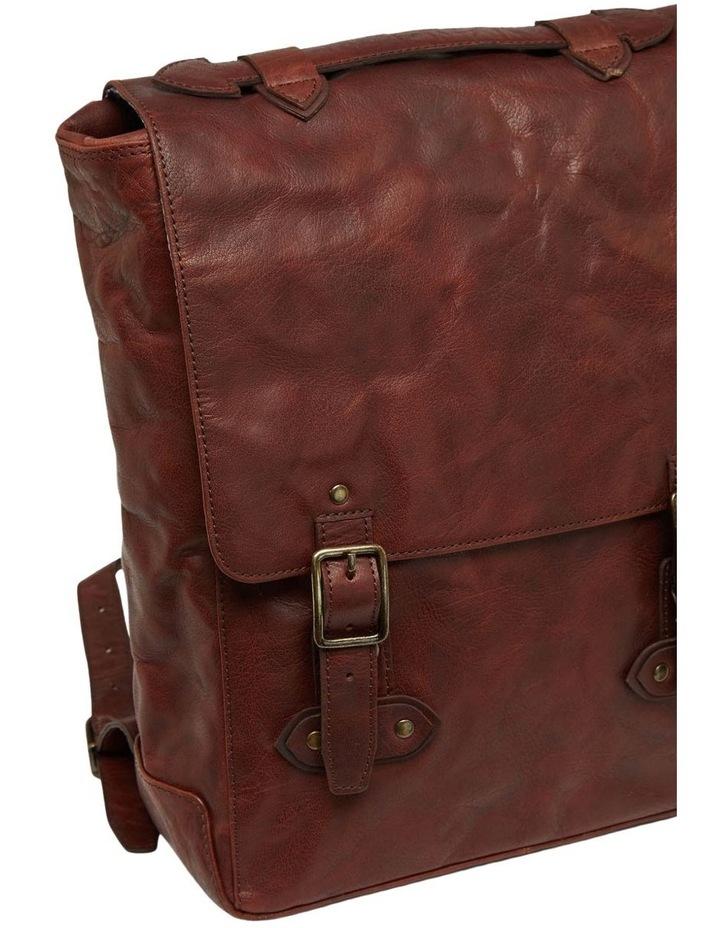 Easton Leather Back Pack image 3