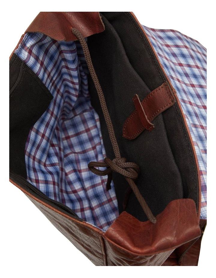 Easton Leather Back Pack image 4