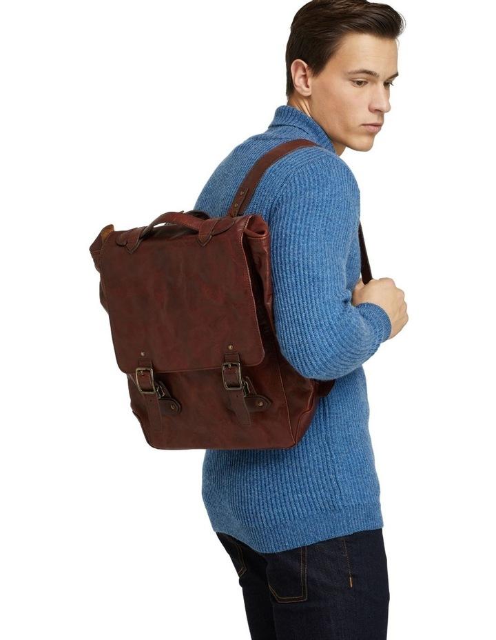 Easton Leather Back Pack image 5