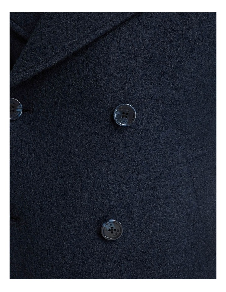 HENRY KNITTED PEA COAT image 6