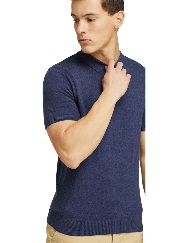 Reiss S/s Knitted Pol image 4