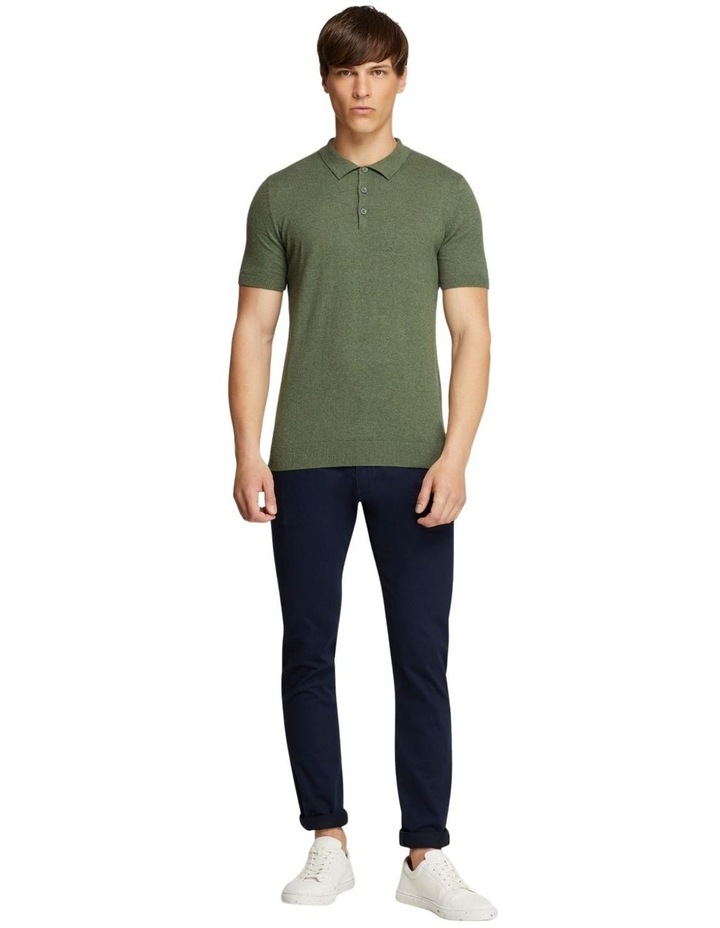 Reiss S/s Knitted Pol image 5