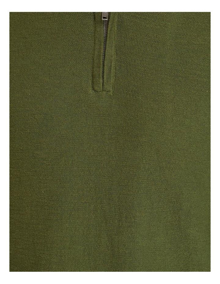 Bart Zip Neck Knit image 6