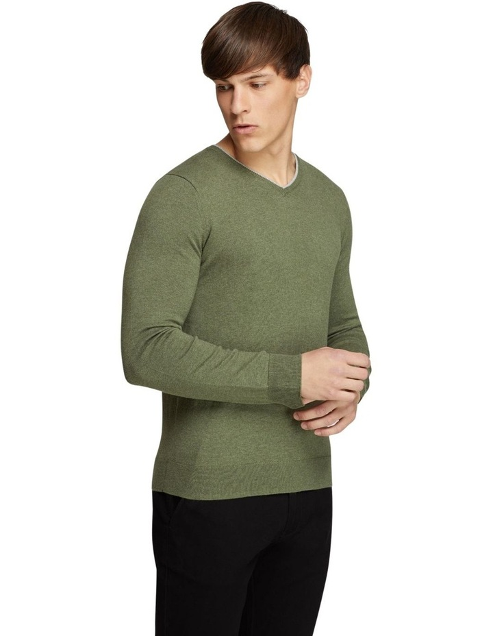 Perry Tipping V-neck Cashmere Blend image 2