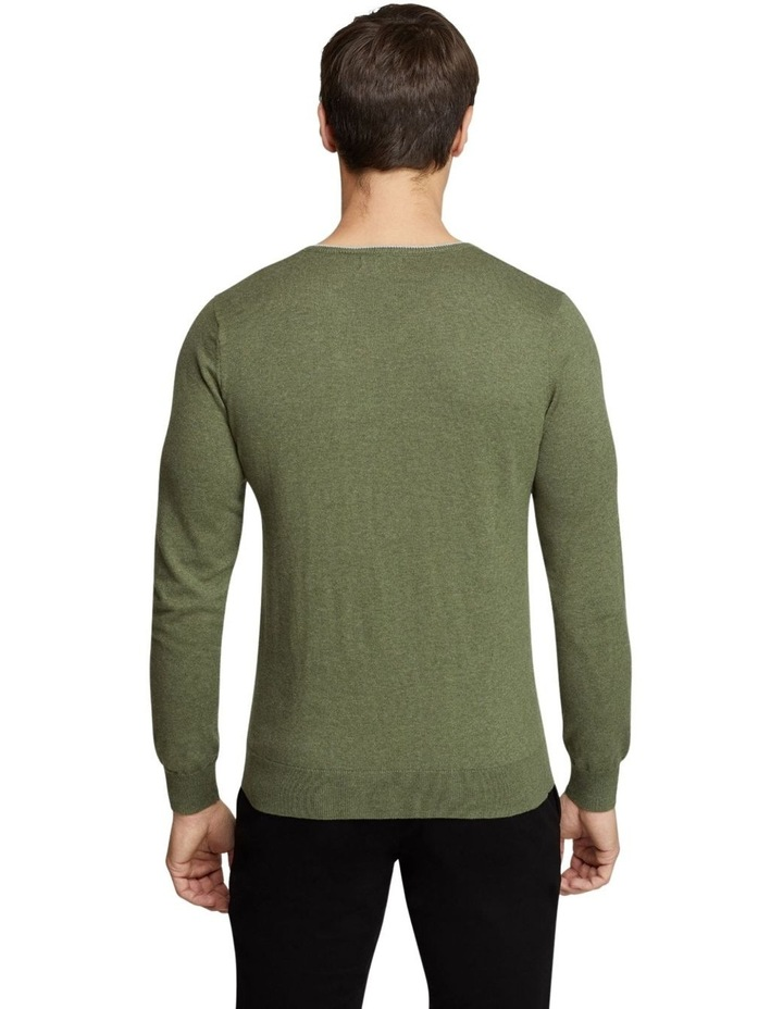 Perry Tipping V-neck Cashmere Blend image 3