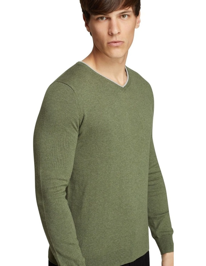 Perry Tipping V-neck Cashmere Blend image 4