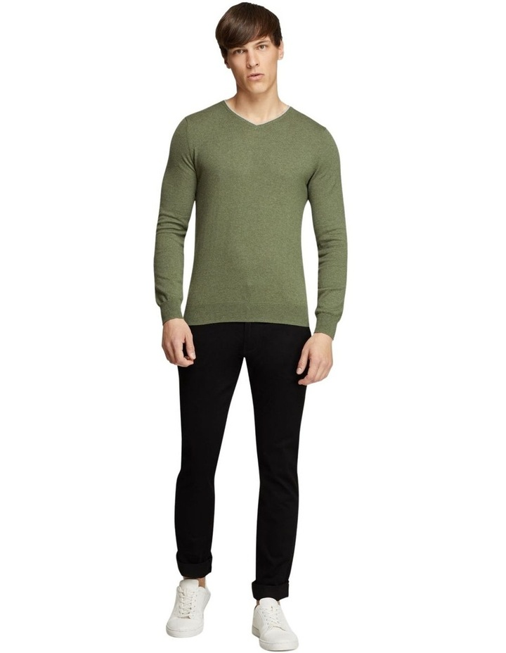 Perry Tipping V-neck Cashmere Blend image 5