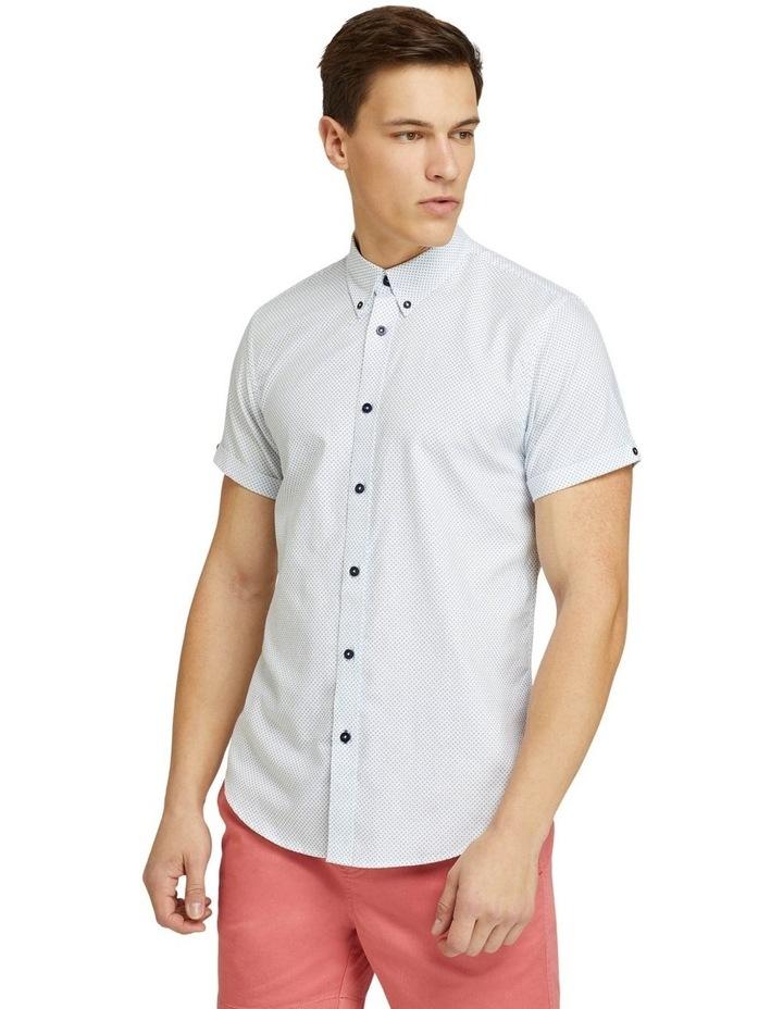 Tottenham Spot Print S/s Shirt image 1