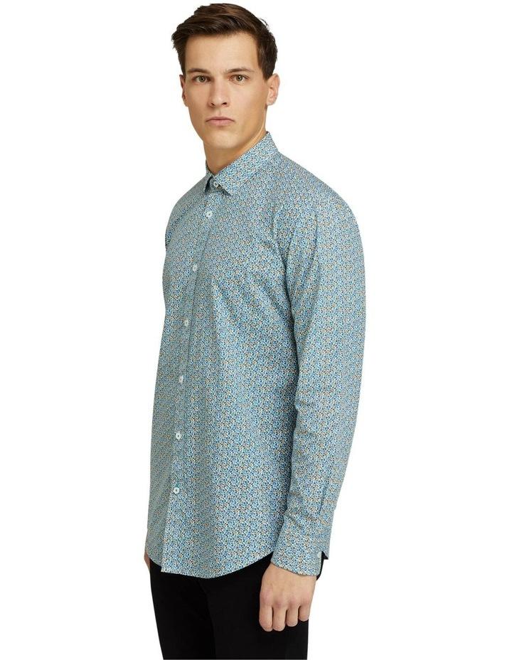 Kenton Floral Print Regular Shirt image 2