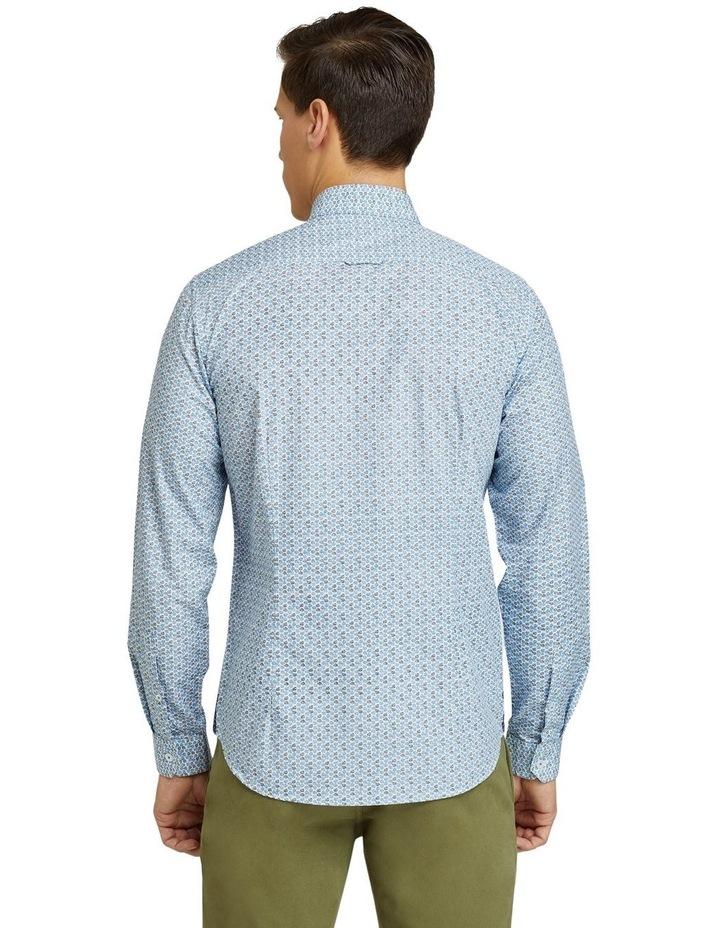 Straton Leaves Print Shirt image 3