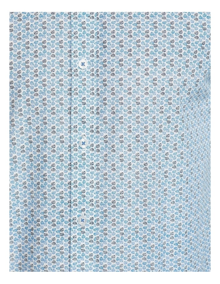 Straton Leaves Print Shirt image 6