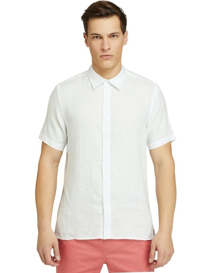 Leyton Pure Linen S/s Shirt image 1