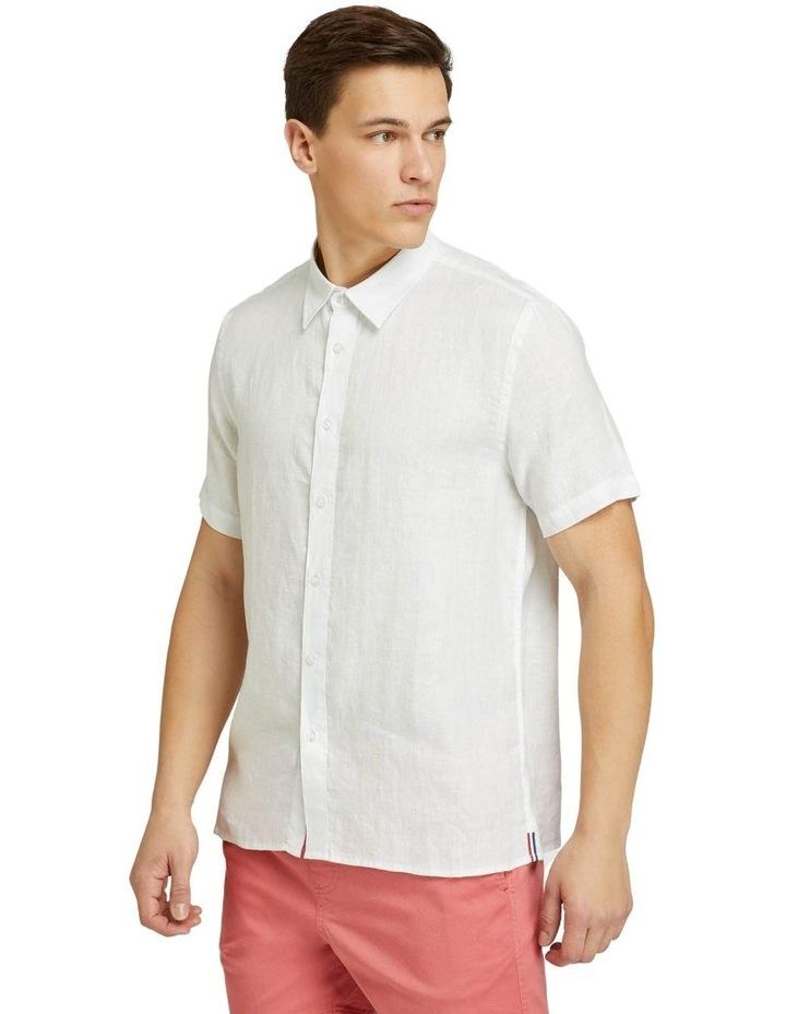 Leyton Pure Linen S/s Shirt image 2