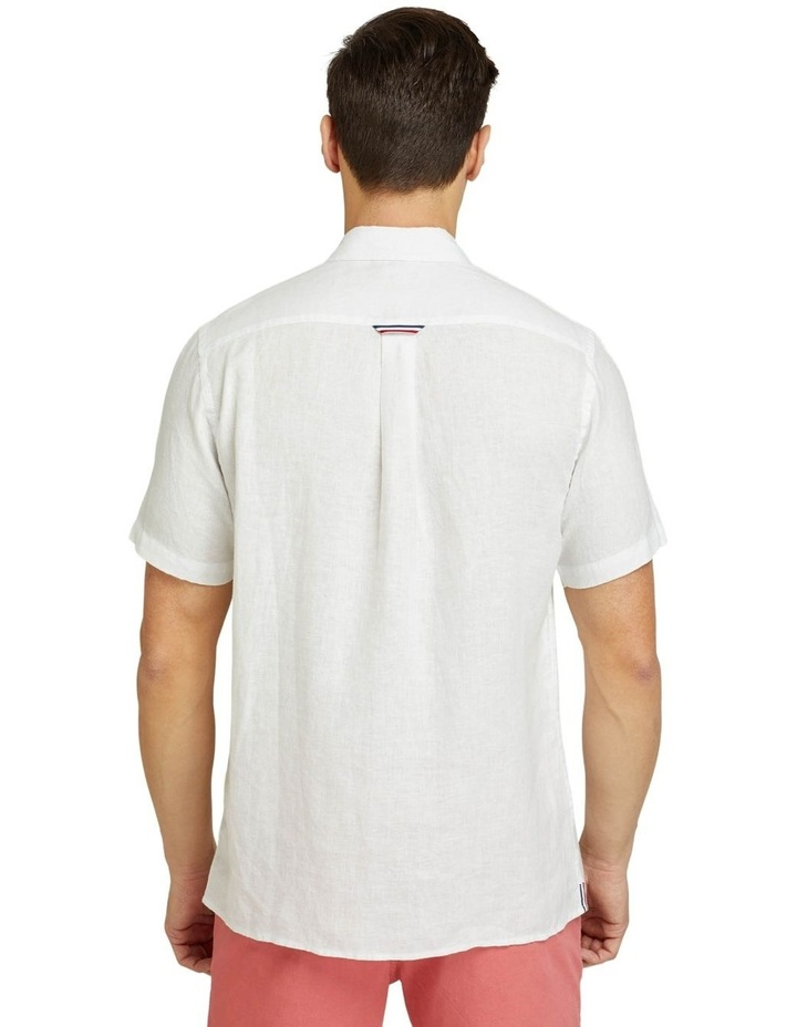 Leyton Pure Linen S/s Shirt image 3