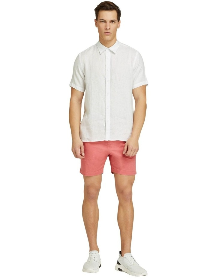 Leyton Pure Linen S/s Shirt image 5