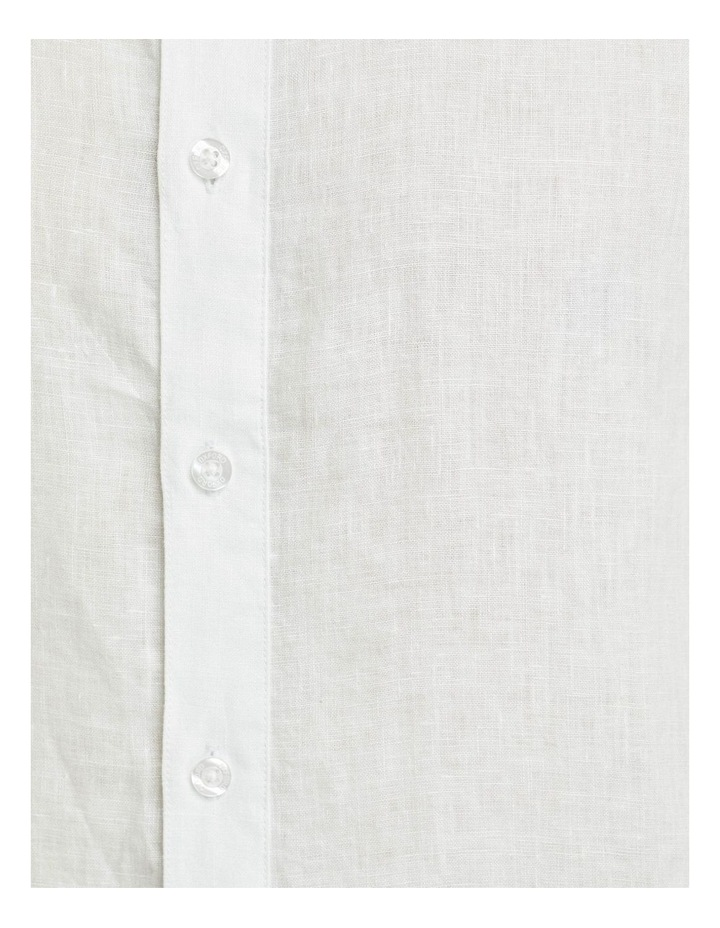 Leyton Pure Linen S/s Shirt image 6
