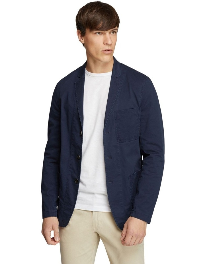 Angus Cotton Stretch Casual Jacket image 1