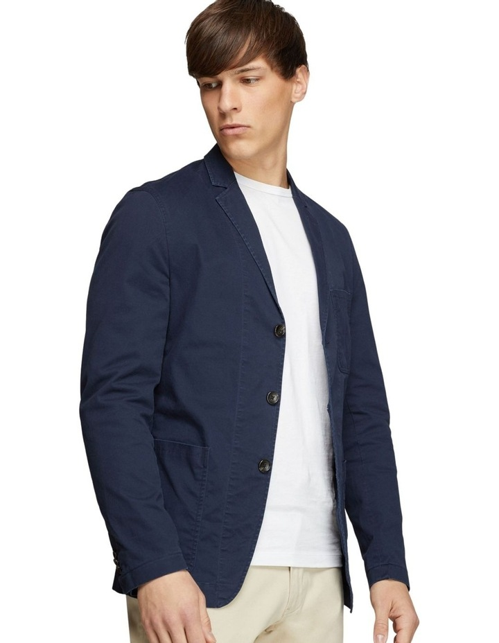 Angus Cotton Stretch Casual Jacket image 4