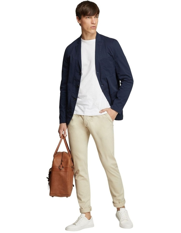 Angus Cotton Stretch Casual Jacket image 5