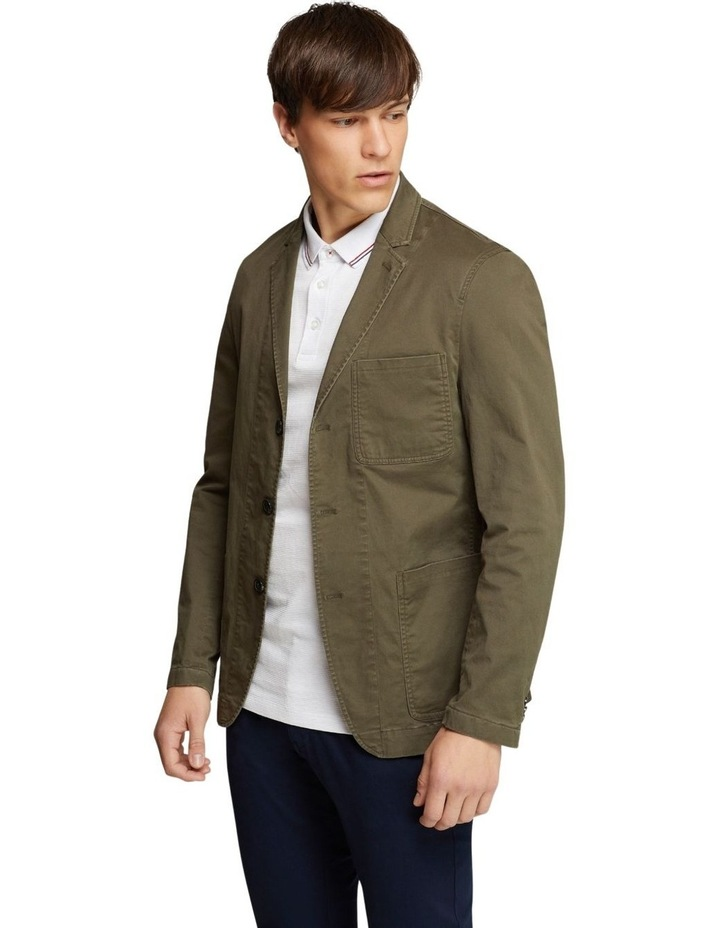 Angus Cotton Stretch Casual Jacket image 2