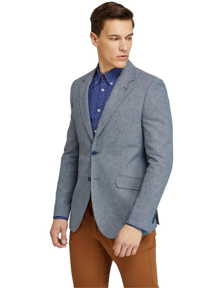 Blake Linen Cotton Blend Blazer image 2