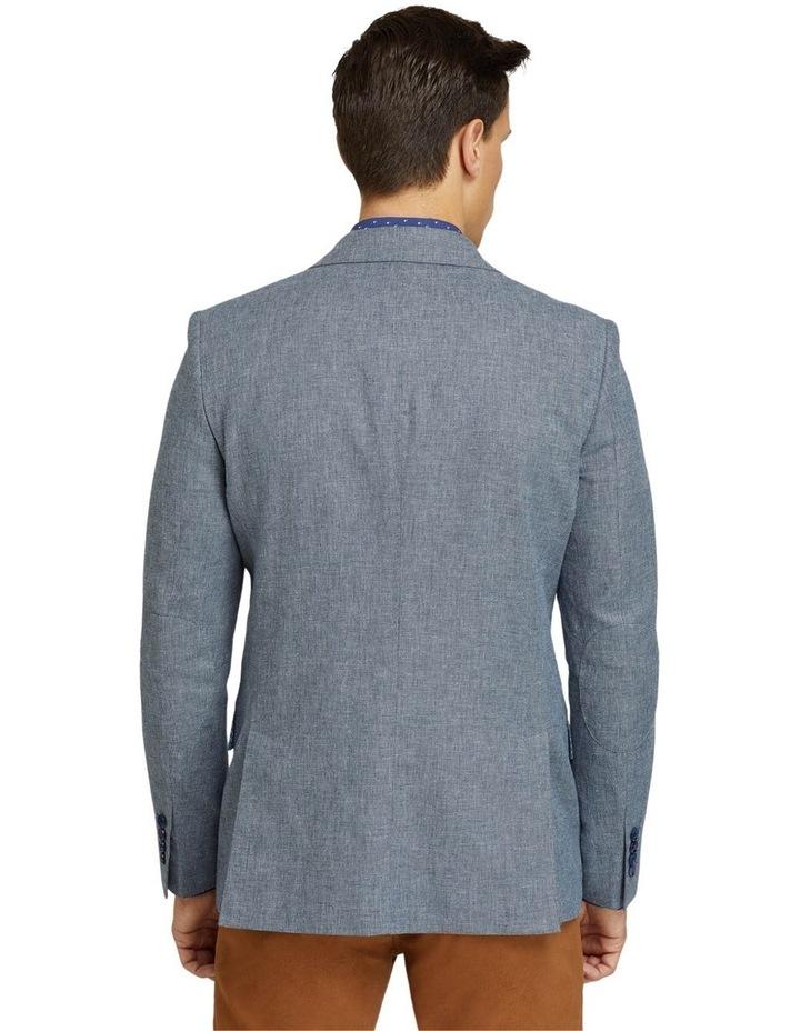 Blake Linen Cotton Blend Blazer image 3
