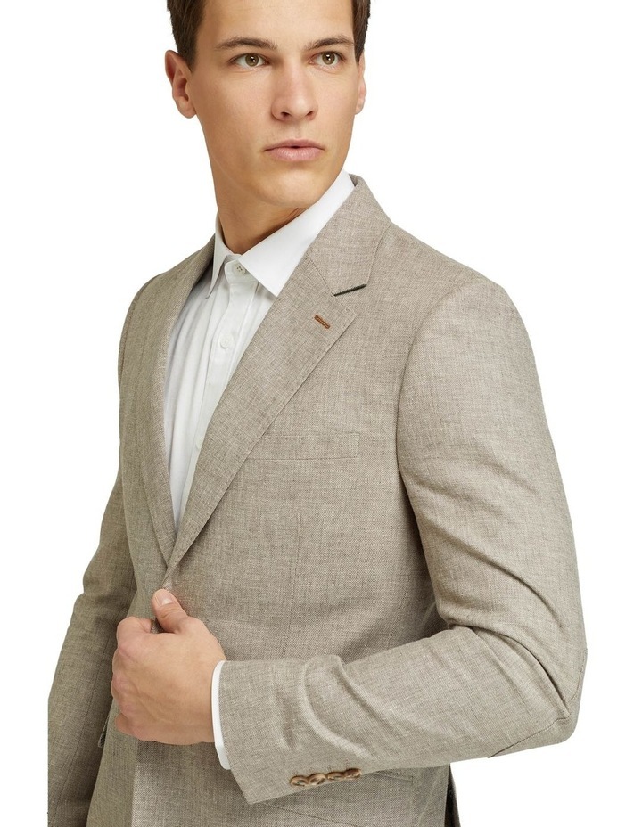 Blake Linen Cotton Blend Blazer image 4