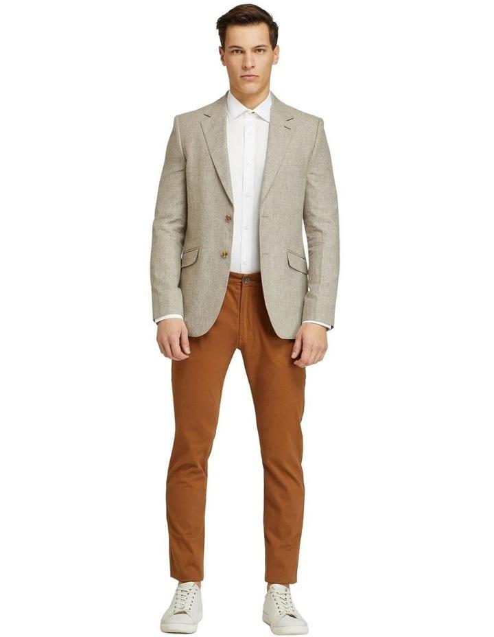 Blake Linen Cotton Blend Blazer image 5