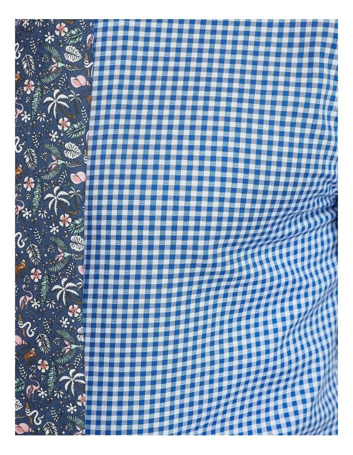 Stratton Slim Fit Checked Shirt image 6