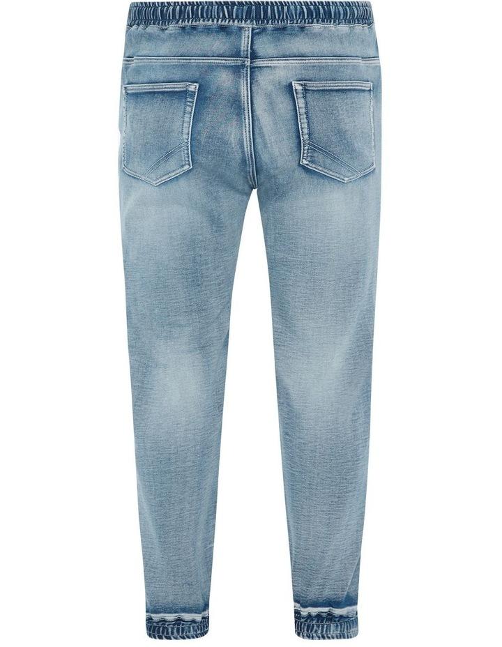 Marlee Stretch Knit Cuff Jean image 6