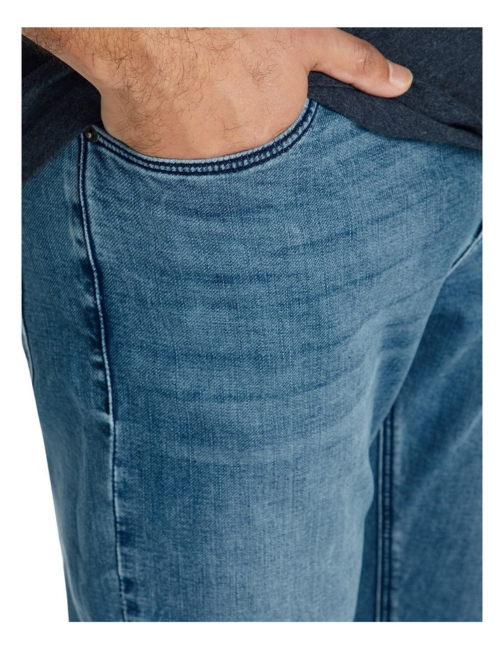 Enzo Tapered Knit Jean image 3