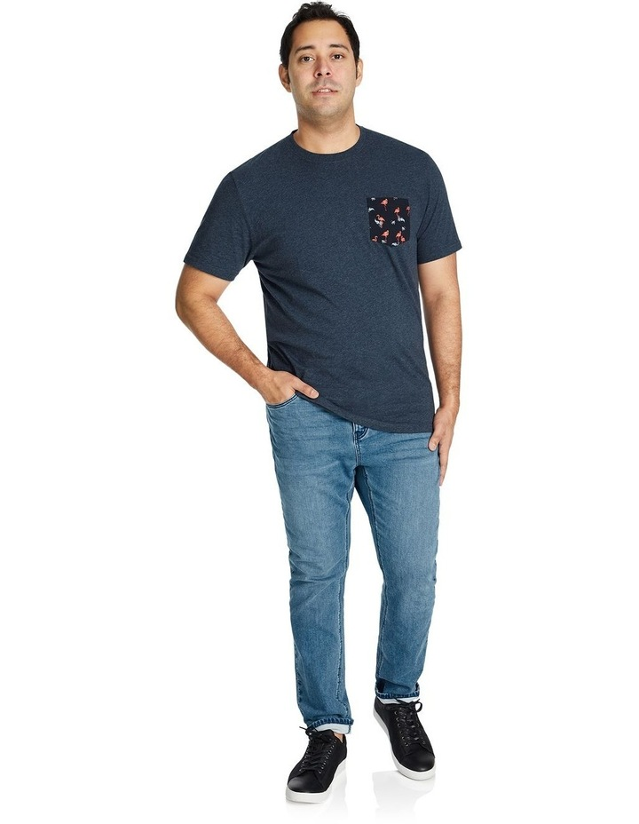 Enzo Tapered Knit Jean image 4