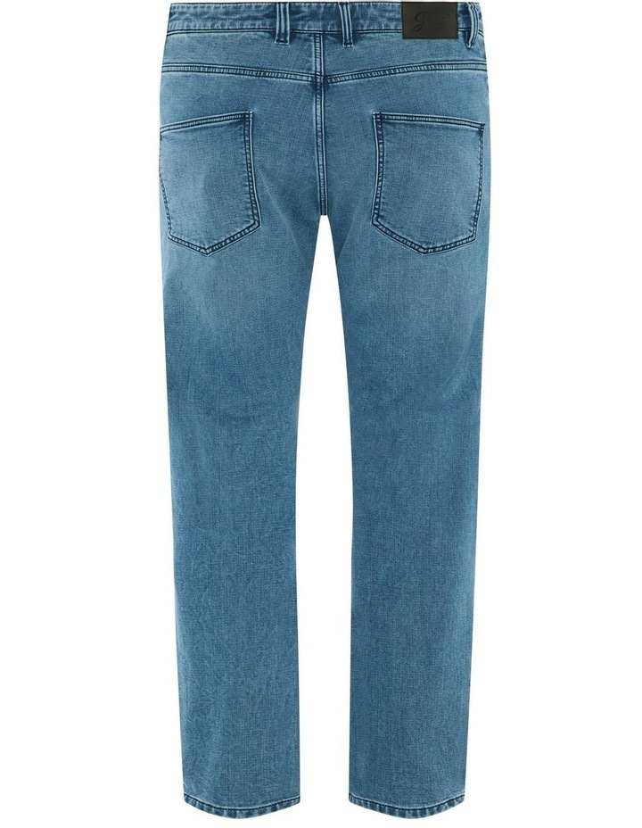 Enzo Tapered Knit Jean image 6