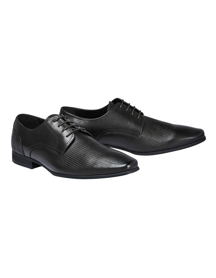 Dalton Textured Leather Dress Shoe image 1