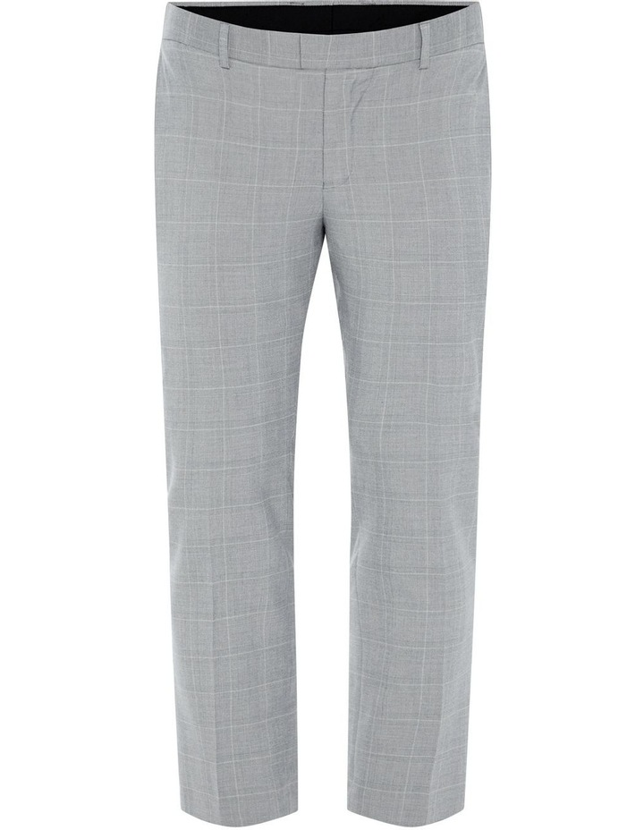 Chaz Check Stretch Smart Trouser image 5