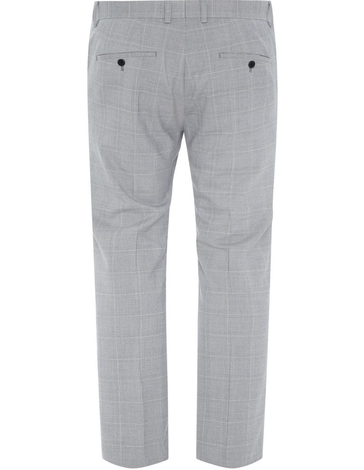 Chaz Check Stretch Smart Trouser image 6