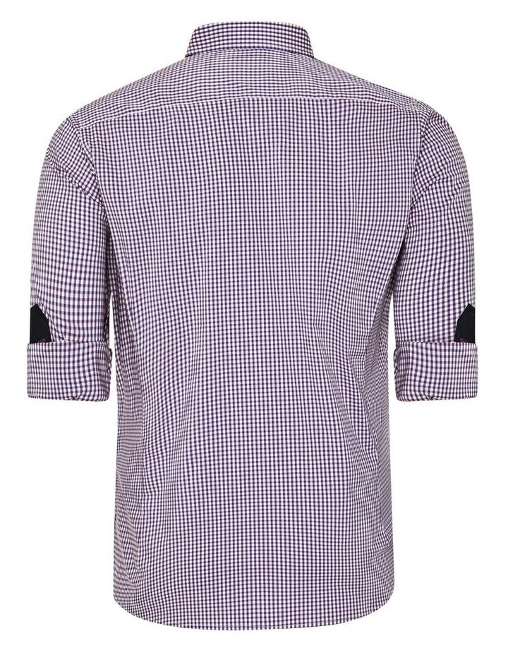 Smith Stretch Check Shirt image 6